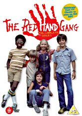 Revised Red Hand Gang DVD cover